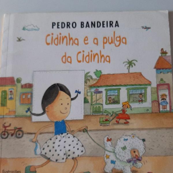 livro Pedro Bandeira