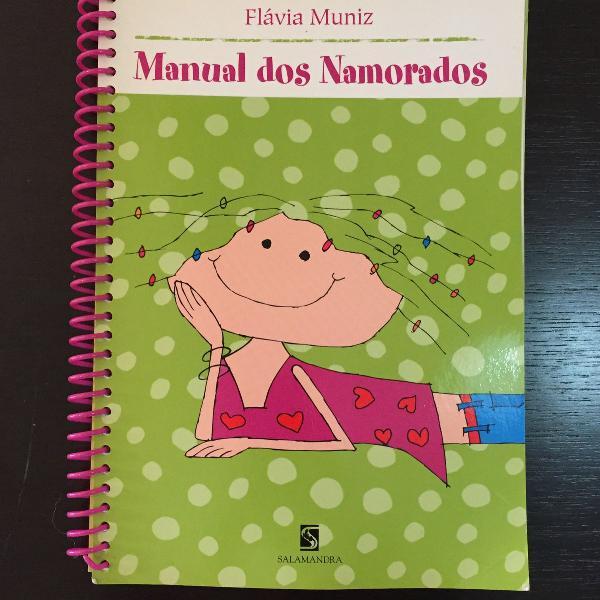 livro manual dos namorados