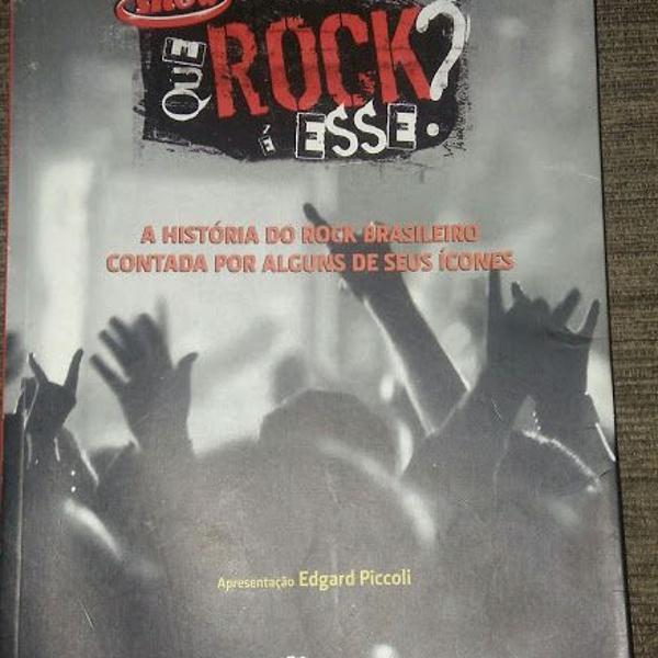 livro que rock é esse?