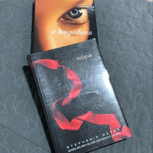 livros de stephenie Meyer
