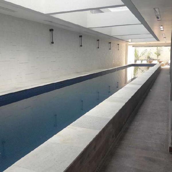 Apartamento com 95 m² a 600 metros da estação do metrô