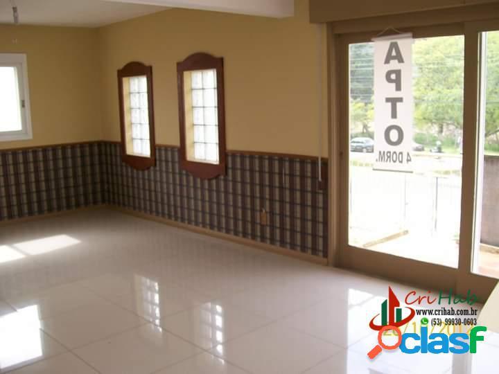 Apartamento de 4 dormitórios para aluguel ou venda no Areal