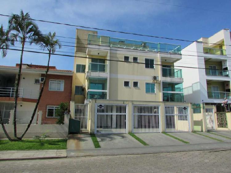 Apartamento novo de 02 dormitórios sendo 01 suíte em