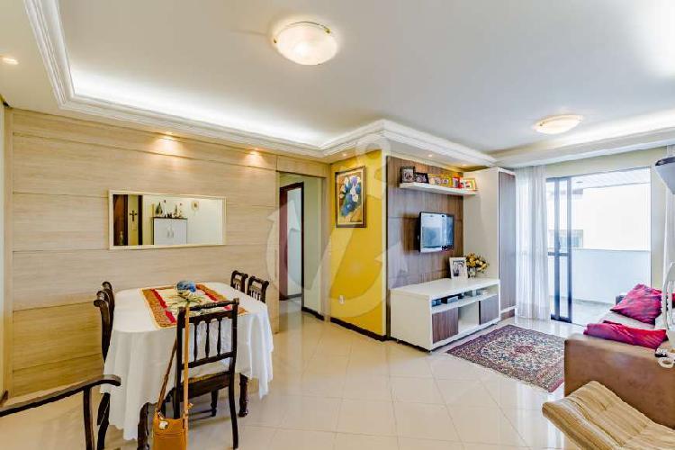 Apartamento para venda possui 109 metros quadrados com 3