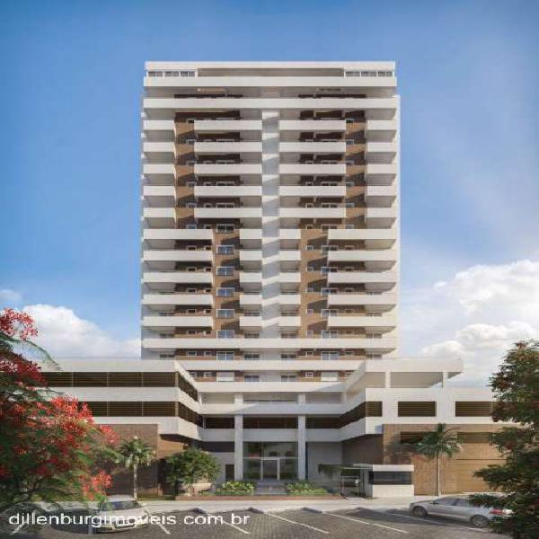 Apartamentos de 2 dormitórios com 92,19 m²(1 suíte) 2