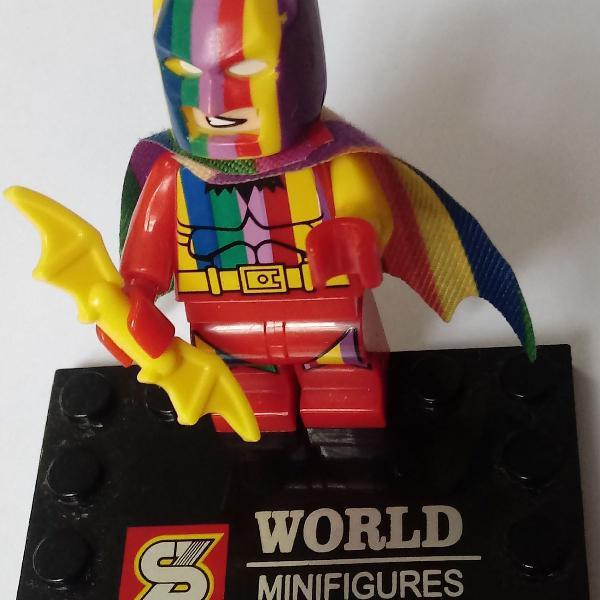Batman LGBT Arco Íris raro