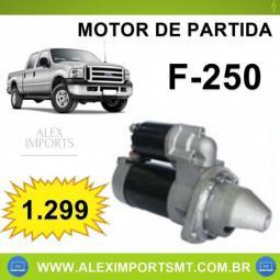 Motor Partida M93r Ford F250 F350 F4000 Cummins 99
