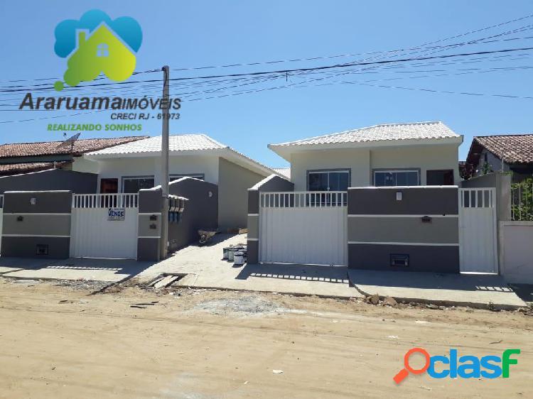 Oportunidade Excelente casa nova em bairro nobre Vila Capri