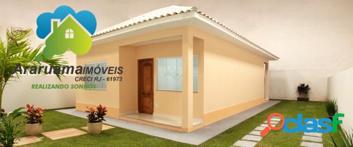 Oportunidade Unica casa nova com 2 quartos sem entrada