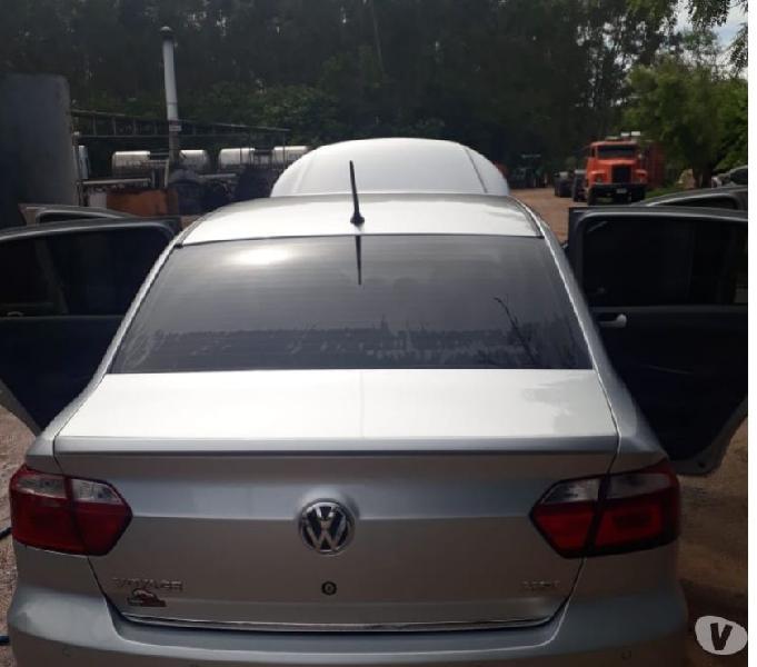 Volkswagen Voyage Ano 1314 Total Flex 4p