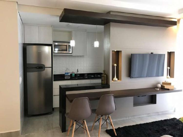 Apartamento 2 dorms para Locação Anual - JARDIM TARRAF II,