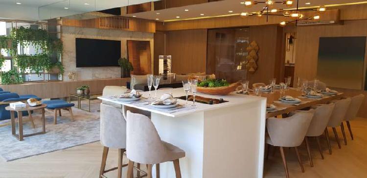 Apartamento a venda na Vila Romana 184 m² 3 vagas
