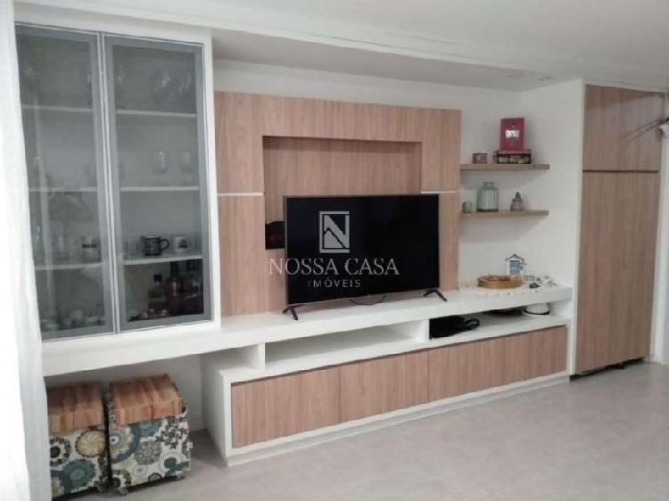 Apartamento de 02 quartos na Praia da Cal em Torres - RS