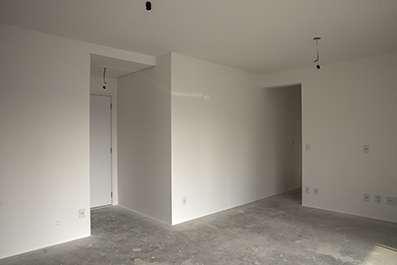 Apartamento no Brooklin pronto de 130 m com 3 suítes e 2 ou