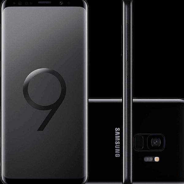 """Smartphone Samsung Galaxy S9 Dual Chip Android 8.0 Tela 5.8"""""""