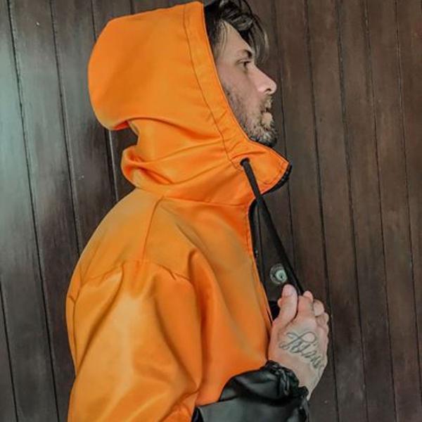 jaqueta corta vento com forro - sorry company