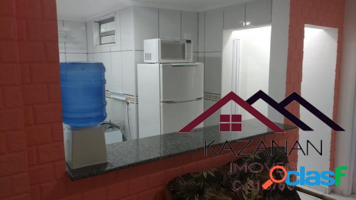 1 Dormitório c/ 1 Vaga - Na Pompéia, na Quadra da Praia.