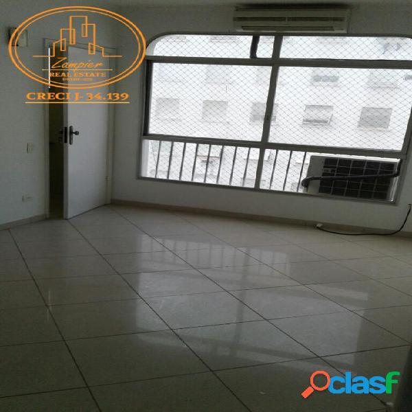 Apartamento 2 Quartos com 112 m2 - Embaré - Santos