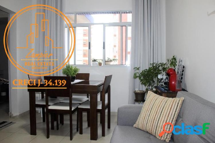 Apartamento 2 dormitórios (1 suite) na Ponta da Praia -