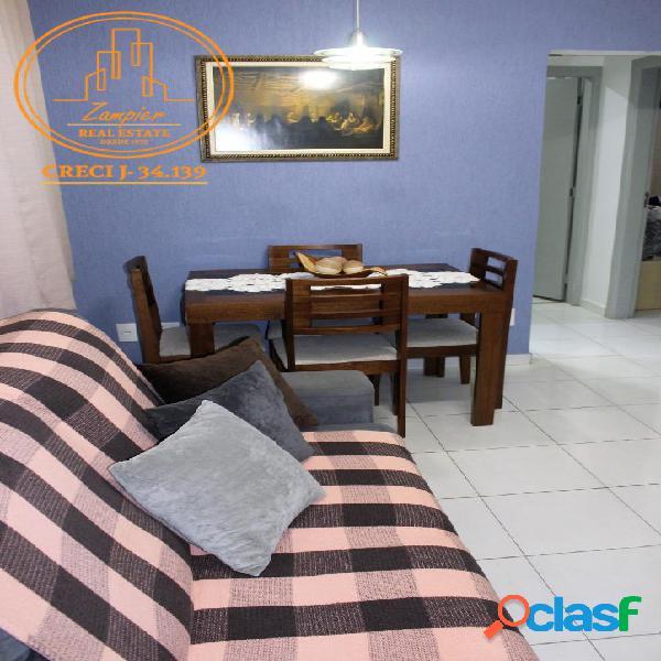 Apartamento 2 dormitórios, Ponta da Praia - Santos
