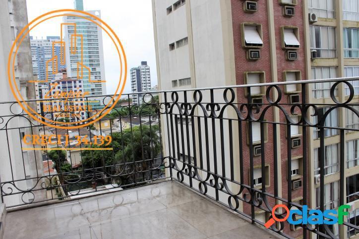 Apartamento 2 dormitórios na Aparecida - Santos.