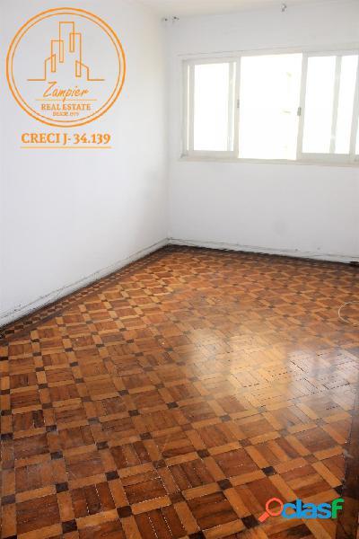 Apartamento 2 dormitórios no Jose menino - Santos