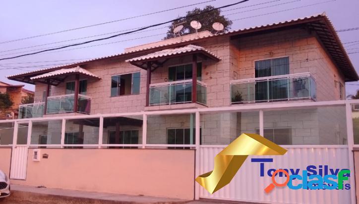 Apartamento 2 quartos com suíte em São Pedro da Aldeia
