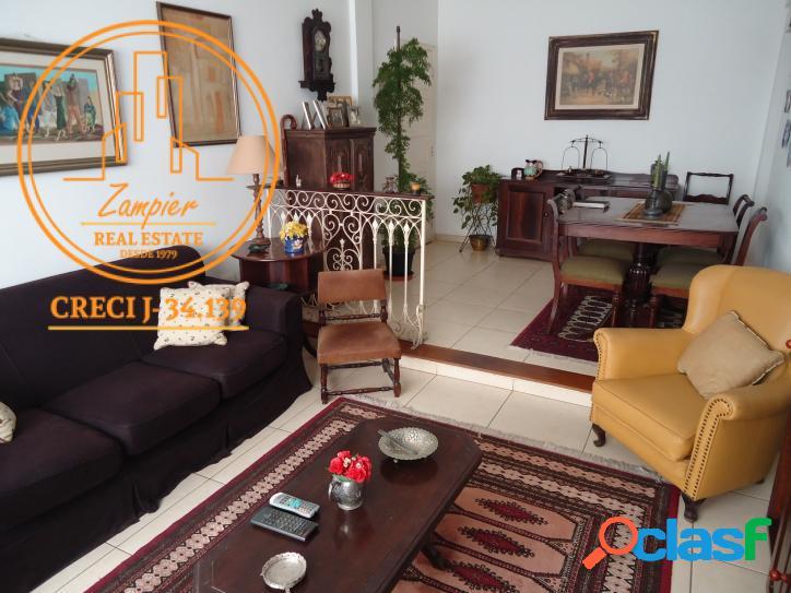 Apartamento 3 Dormitórios, 1 Suíte - Gonzaga - Santos