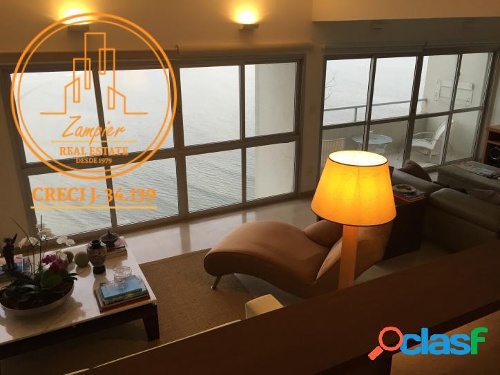Apartamento 3 dormitórios - Ilha Porchat - São Vicente
