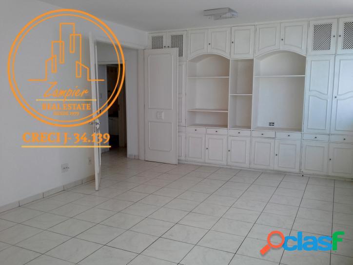Apartamento 3 dormitórios - José Menino - Santos