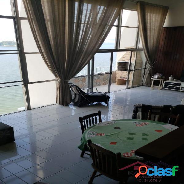 Apartamento 3 dormitórios em Santos na Ilha Porchat