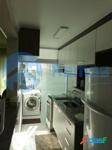 Apartamento com 2 dormitórios, Morada da Aldeia - Barueri