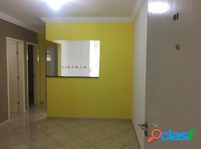 Apartamento com 2 dormitórios, em Carapicuíba, Imperdível
