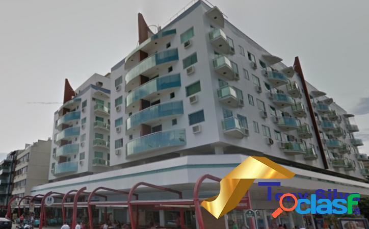 Apartamento em frente a Praia do Forte em Cabo Frio!