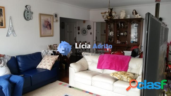 Apto. 3 dorms (2 suítes) - 2 vagas - Gonzaga - Santos / SP