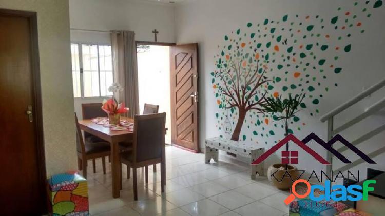 Casa - 2 dorm(2 suites) - Centro - São Vicente