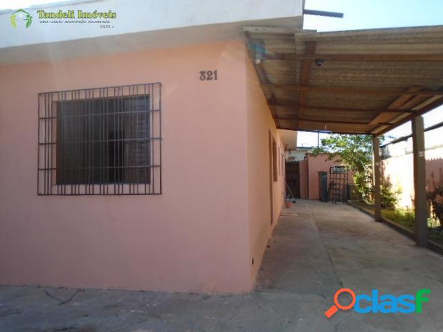 Casa térrea, 2 dormitórios - Jardim Mauá