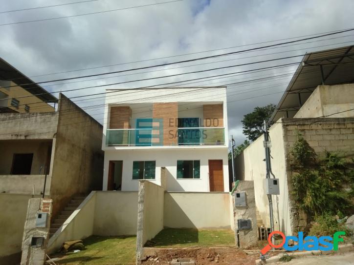 Edinaldo Santos - Casa duplex com amplo quintal no Jardim