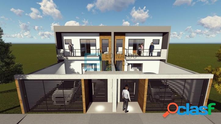Edinaldo Santos -Muito espaço e conforto em casa duplex no