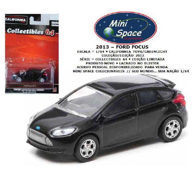 Greenlight (California Toys) 2013 Ford Focus 164