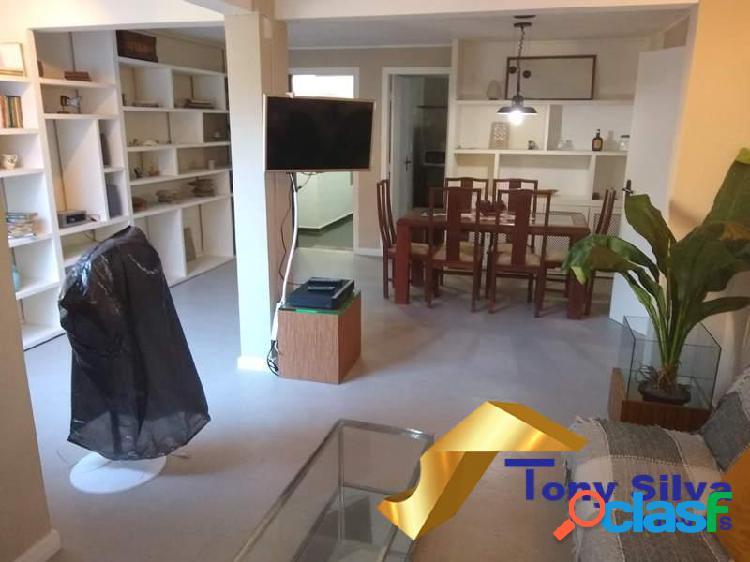 Lindo apartamento 2 quartos no Braga perto da Praia do Forte