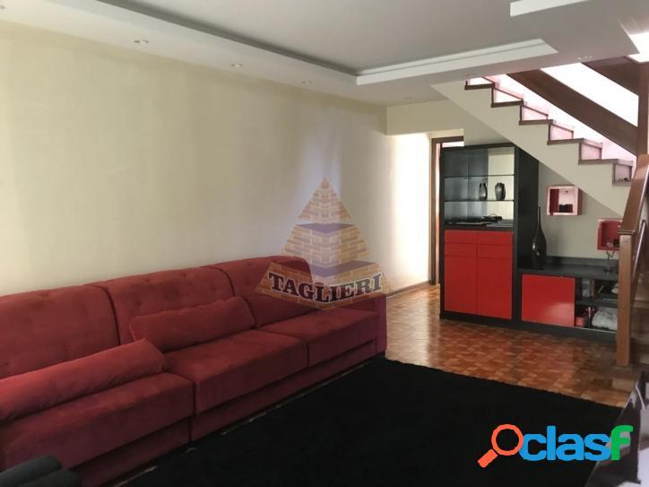 SOBRADO 3 DORM. 1 SUITE C/CLOSET - Vila Ema