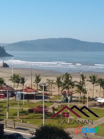 Sala Living - Itararé - Vista Mar - São Vicente