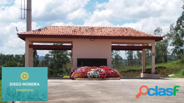 Terreno á venda em condomínio em Atibaia
