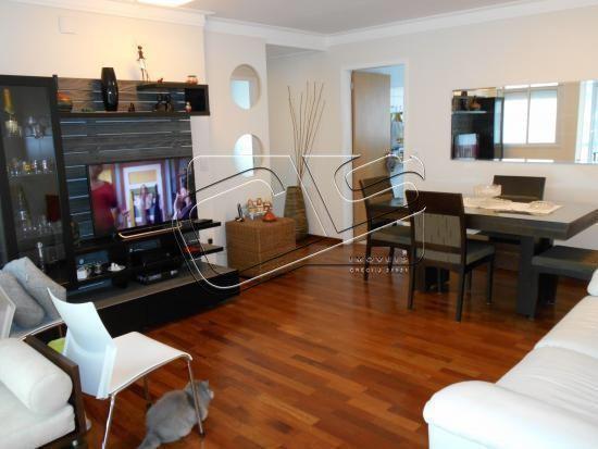 Apartamento Perdizes 2 dormitórios 1 suíte 2 vagas 72 m²