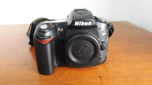 Camera Nikon D-90 (lente 18-135) + Acessórios (s
