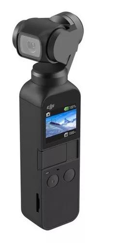 Dji Osmo Pocket Câmera Digital 4k Com Estabilizador Gimbal