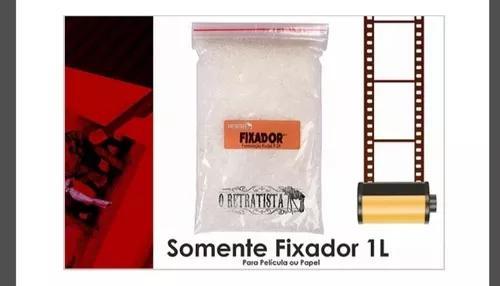 Fixador Película/papel Fotográfico P&b- 1l (f-24