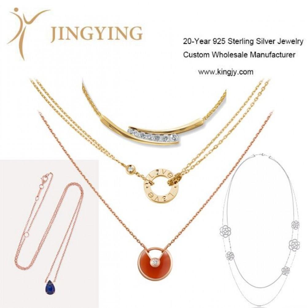 925 sterling silver earrings fine jewelry custom oem