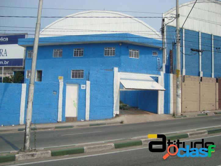 Alugo galpão 750 m² Jandira